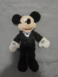 Pelucia Mickey Noivo Disney Store 24cm