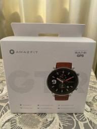 Relógio Xiaomi Amazfit GTR Novo 47mm Lacrado