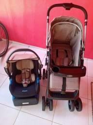 Vende-se Bebê Conforto(Burigotto) e Carrinho De Bebê(Kiddo)