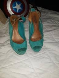 BAIXOU MAIS PRA SAIR AGORA! Sapato schutz original tamanho 35