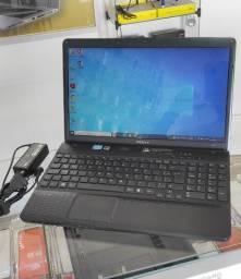 Notebook Sony Vaio PCG , Intel Core i5-2410M, RAM 4GB, HD 1TB, Tela 15.6 Led