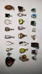 Semi joias Conjuntos que variam de 70 a 150 reais