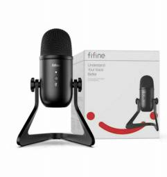 Microfone Condensador Fifine K678 USB