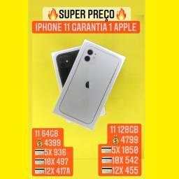iPhone 11 64gb - 11 128gb - aceitamos seu IPHONE usado como entrada
