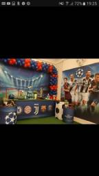 Painel the Champions league