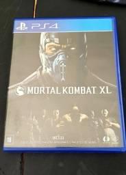 Jogo game PS4 Mortal Kombat  XL Playstation 4