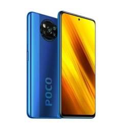 Smartphone Xiaomi Poco X3 64GB (Cobalt Blue) Azul - 210501