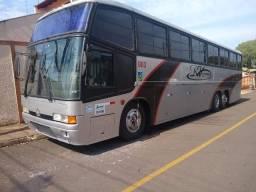 vendo / troco onibus volvo B10M 6x2 46 lugares sem ar