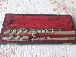 Flauta Transversal Yamaha 211 Japan