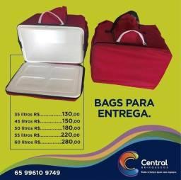 mochila para entregador