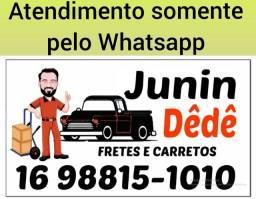 Carretos Rápidos - Chame agora mesmo pelo Whatsapp