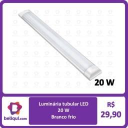 Luminária tubular LED 20 W