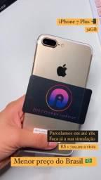 iPhone 7 Plus 32GB e 128GB VITRINE
