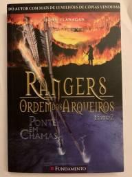 Rangers: Ordem dos Arqueiros-Ponte em Chamas-Livro 2