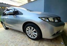 Honda Civic 2014 completo LXR 2.0 flex