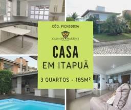 Casa no Condomínio Quatro Rodas com 3 quartos em 500m² - Itapuã