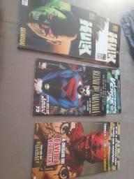Revistas iconicas da marvel