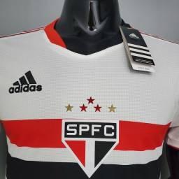 Camisa São Paulo 2021 Versão jogador