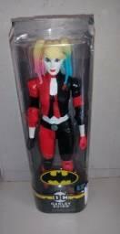 Boneco Arlequina Harley Quinn spin master 30 cm