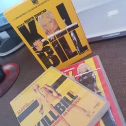 Coleção Kill Bill (2 Dvds)