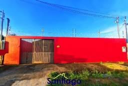 Casa térrea com 120 m² e 03 dormitórios no bairro Jardim Eldorado Porto Velho