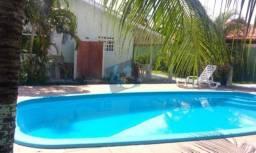 Casa Individual com 3 dormitórios à venda, 100 m² por R$ 500.000 - Coroa Vermelha - Santa