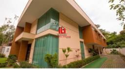 Alphaville Manaus 1, Casa com 5 quartos sendo 3 suítes, Semimobiliada, Ponta Negra