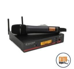 Sistema de Microfone Sennheiser Ew 135p G3 Series Sem Fio