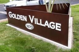 Direto com o Proprietário | Terreno no Golden Village | 450m2 | Avenida Principal