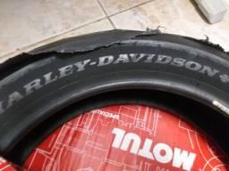 Pneu traseiro Harley Davidson 160-70-17 Michelin Scorcher 31 parcelo em até 12 X