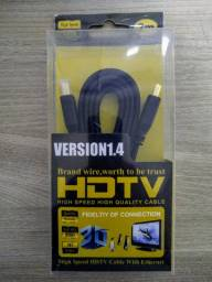Cabo HDMI 2 metros Full HD 1080p
