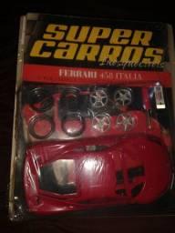 Super carro Ferrari 458 Itália