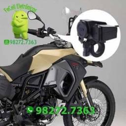 Carregador USB Para Moto - (Produto de Qualidade)