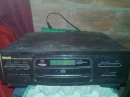 DVD antigo  modelo philco