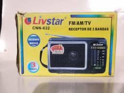 RÁDIO LIVSTAR- CCN-632.