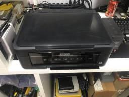 Impressora Epson L355 - imprimindo em branco