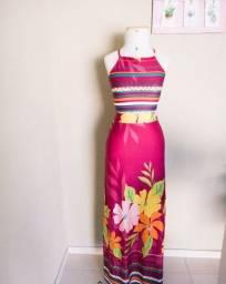 Kit 2 vestidos