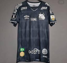 Camisa Santos Libertadores 2020