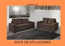 Sofa de 2/3 lugares