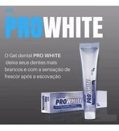 Creme Dental Pro White Clareador
