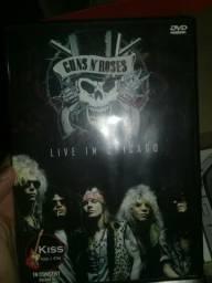 Dvd Guns N Roses