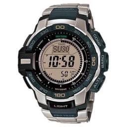 4453d0a88d0 Relógio Original Casio Protrek Prg-270d-7dr Sensor Triplo