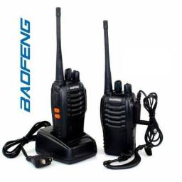 Kit RádioRadio Comunicador Walk Talk Baofeng Bf-777s + Fone De Ouvido( Entrega grátis)