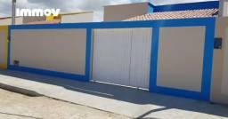 Linda Casa Pronta para Morar com Suíte / Cerca Elétrica Grátis / Extremoz, Zona Norte