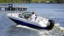 Mestra Boats 180 - 2018 Proa Aberta 18 pés com Yamaha F90 HP - 2018