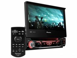 DVD Automotivo Pionner AVH-3180BT Tela LCD 7? - NOVO