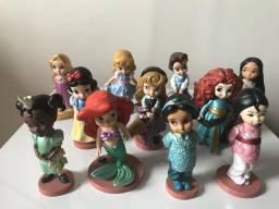 Conjunto mini animators princesas Disney