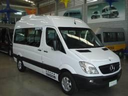 Sprinter 415 2013 Luxo Teto Alto - 2013