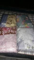 Jogo de lençóis super king 4 peças