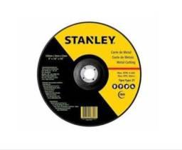 Disco Abrasivo Desbaste Metal 9X1/4X7/8 Pol STANLEY-STA0415